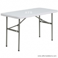 Plastic Rectangle Table for sale