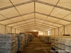 Industrial Warehouse Tent, Aluminum alloy storage tent